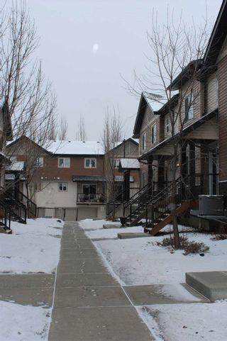 Photo 1: 40 12004 22 Avenue in Edmonton: Zone 55 Townhouse for sale : MLS®# E4226334