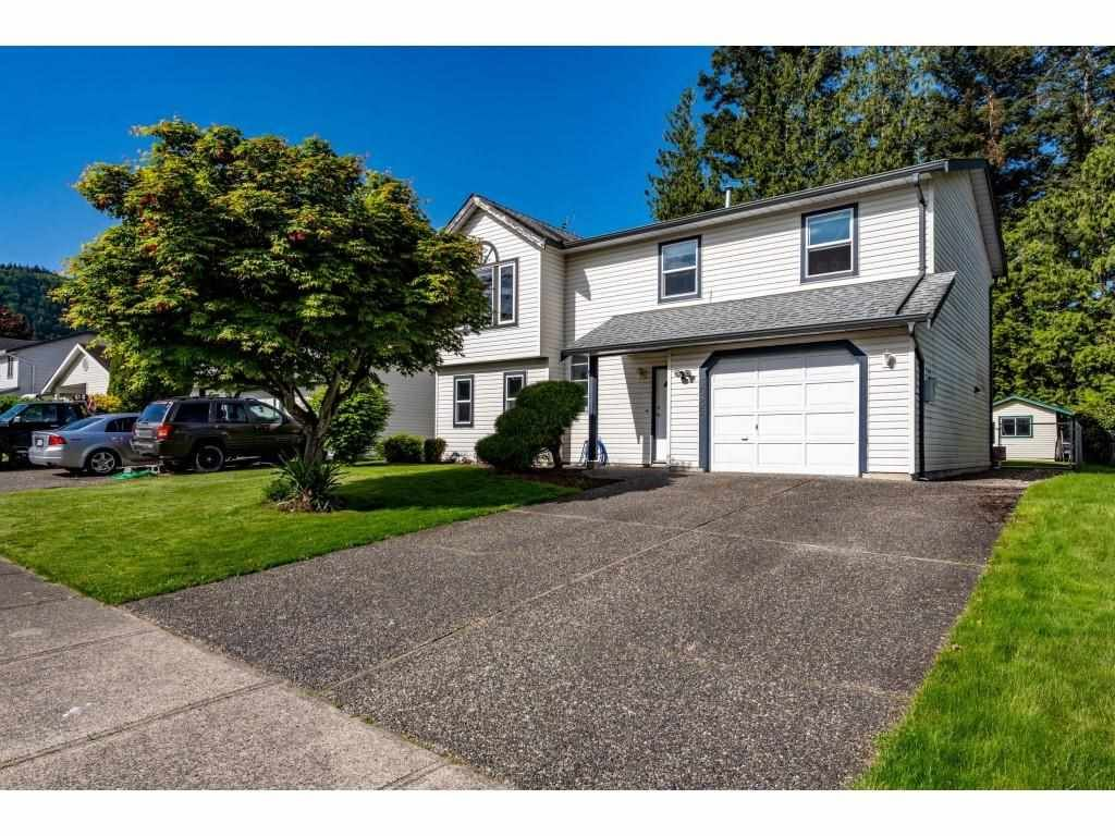Main Photo: 5625 HIPWELL Place in Sardis: Vedder S Watson-Promontory House for sale : MLS®# R2579141