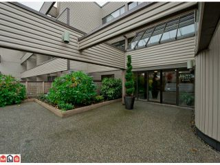 "Photo 1: 310 15313 19TH Avenue in Surrey: King George Corridor Condo for sale in ""VILLAGE TERRACE"" (South Surrey White Rock)  : MLS®# F1226109"