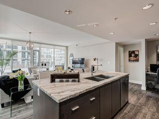 Photo 6: 201 560 6 Avenue SE in Calgary: Downtown East Village Apartment for sale : MLS®# A1084324