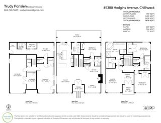 Photo 31: 45380 HODGINS Avenue in Chilliwack: Chilliwack W Young-Well House for sale : MLS®# R2590337