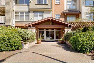 "Photo 3: 203 6500 194 Street in Surrey: Clayton Condo for sale in ""SUNSET GROVE"" (Cloverdale)  : MLS®# R2569680"