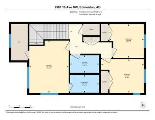 Photo 32: 2307 16 Avenue in Edmonton: Zone 30 Attached Home for sale : MLS®# E4266493