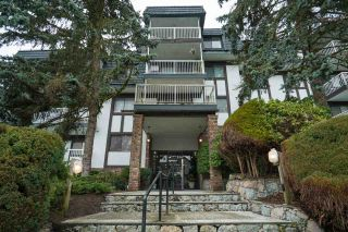 """Photo 1: 107 371 ELLESMERE Avenue in Burnaby: Capitol Hill BN Condo for sale in """"WESTCLIFF ARMS"""" (Burnaby North)  : MLS®# R2196946"""