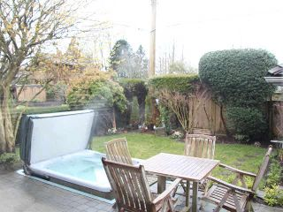 Photo 1: 1760 WATERLOO Street in Vancouver: Kitsilano 1/2 Duplex for sale (Vancouver West)  : MLS®# V1103743