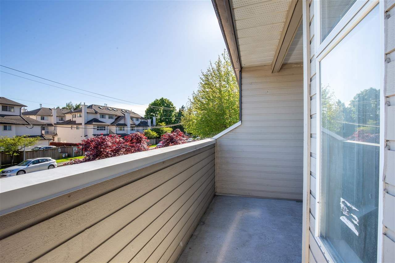 Photo 21: Photos: 3 8751 BENNETT Road in Richmond: Brighouse South Townhouse for sale : MLS®# R2579268