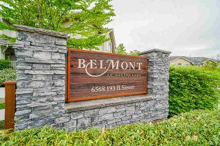 """Photo 28: 8 6568 193B Street in Surrey: Clayton Townhouse for sale in """"Belmont at Southlands"""" (Cloverdale)  : MLS®# R2573529"""