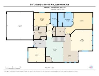 Photo 49: 918 CHAHLEY Crescent in Edmonton: Zone 20 House for sale : MLS®# E4237518