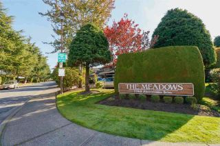 "Photo 1: 43 7740 ABERCROMBIE Drive in Richmond: Brighouse South Townhouse for sale in ""THE MEADOWS"" : MLS®# R2436795"