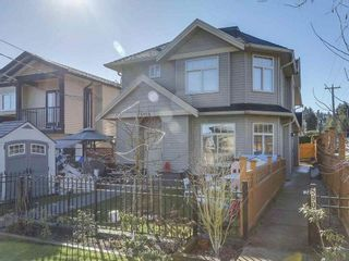 Main Photo: 5908 WOODSWORTH Street in Burnaby: Central BN 1/2 Duplex for sale (Burnaby North)  : MLS®# R2582190