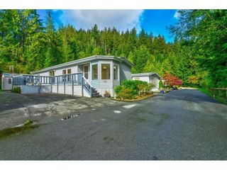 Photo 1: 74 3295 SUNNYSIDE Road: Anmore Manufactured Home for sale (Port Moody)  : MLS®# R2623107