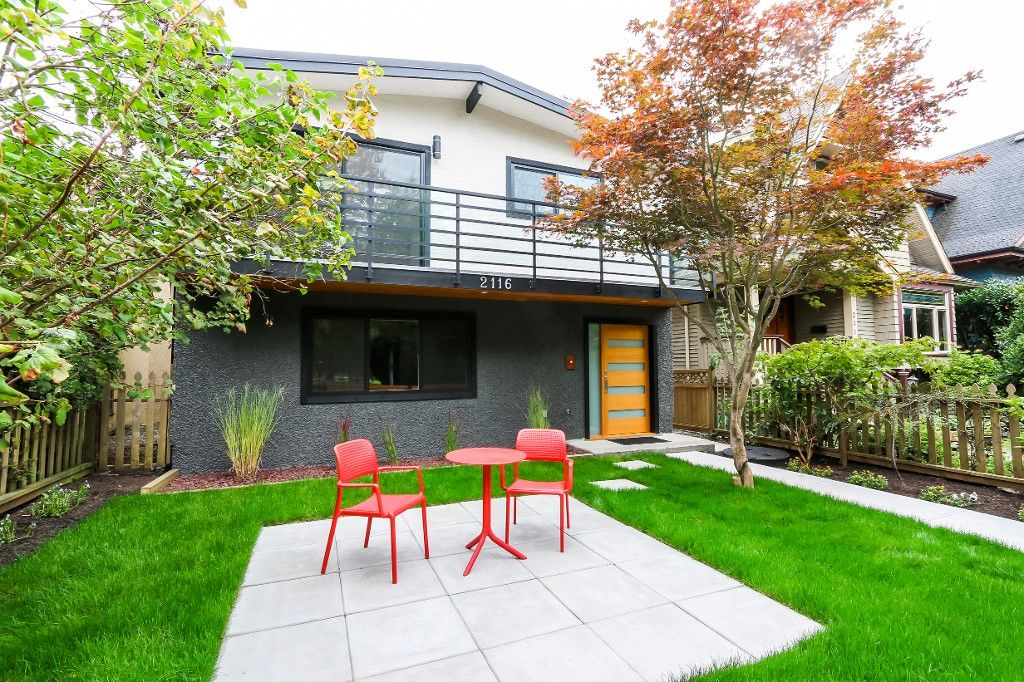 """Main Photo: 2116 E 19TH Avenue in Vancouver: Grandview VE House for sale in """"TROUT LAKE"""" (Vancouver East)  : MLS®# V1088233"""