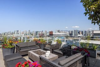 """Photo 30: 1201 1661 ONTARIO Street in Vancouver: False Creek Condo for sale in """"SAILS"""" (Vancouver West)  : MLS®# R2605622"""
