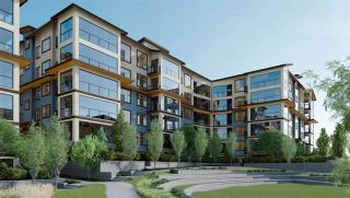 """Main Photo: 103 20325 85 Avenue in Langley: Willoughby Heights Condo for sale in """"Yorkson Park Central"""" : MLS®# R2582677"""