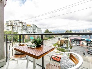 "Photo 12: 16 1388 W 6TH Avenue in Vancouver: Fairview VW Condo for sale in ""NOTTINGHAM"" (Vancouver West)  : MLS®# R2411492"