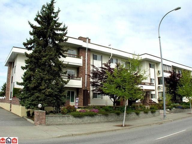 """Main Photo: 201 2211 CLEARBROOK Road in Abbotsford: Abbotsford West Condo for sale in """"GLENWOOD MANOR"""" : MLS®# F1011453"""