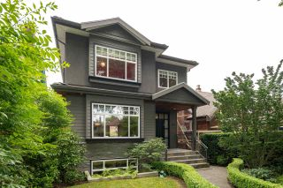 Photo 1: 241 W 22ND AVENUE in Vancouver: Cambie House for sale (Vancouver West)  : MLS®# R2387254