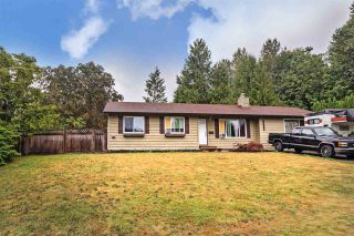 Photo 1: 8085 ANTELOPE AVENUE in Mission: Mission BC House for sale : MLS®# R2204750