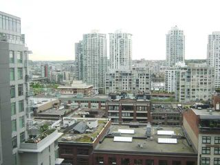 """Photo 8: 1205 1188 RICHARDS Street in Vancouver: Downtown VW Condo for sale in """"PARK PLAZA"""" (Vancouver West)  : MLS®# V822005"""