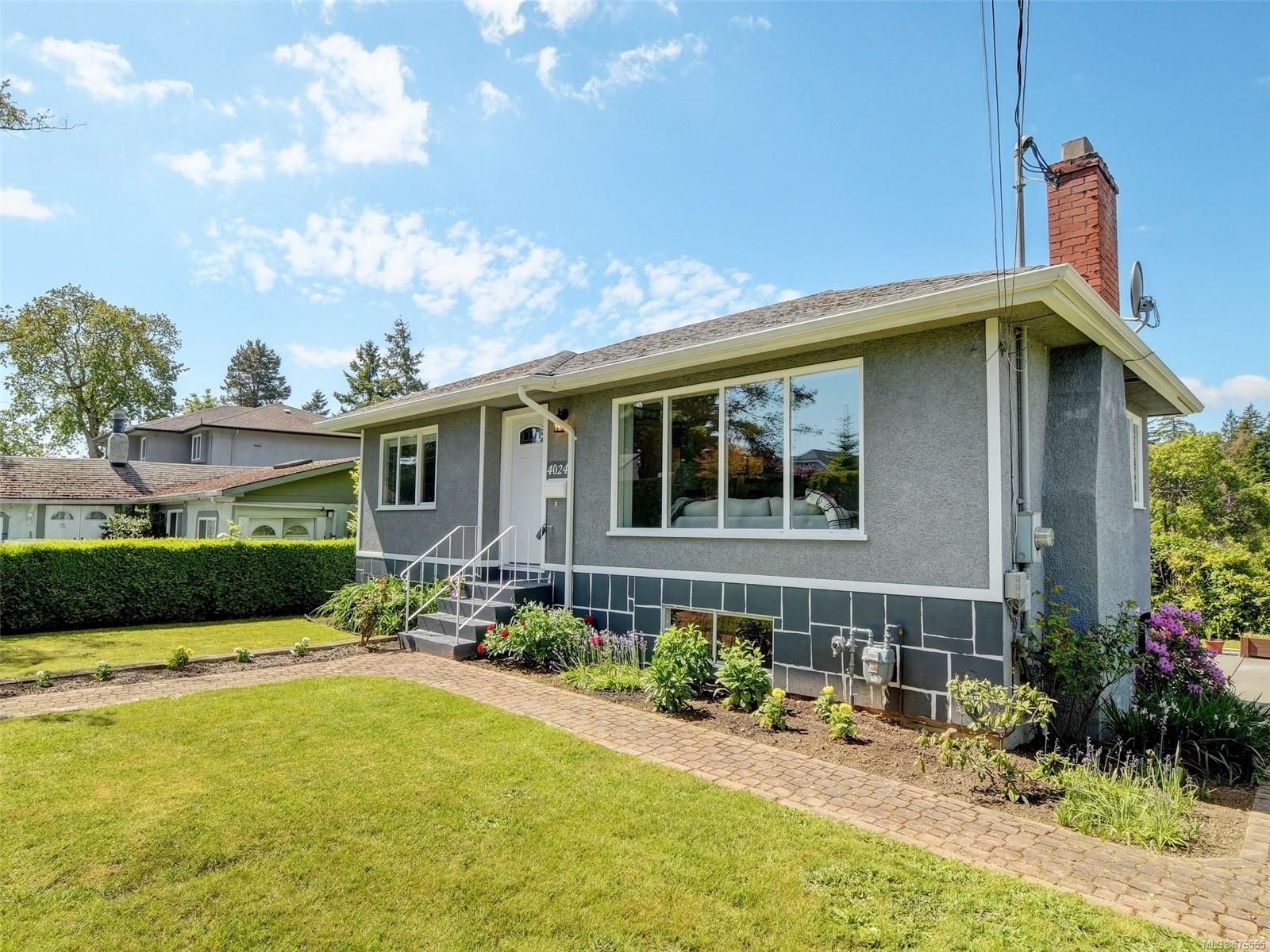 Main Photo: 4024 Carey Rd in : SW Marigold House for sale (Saanich West)  : MLS®# 876555