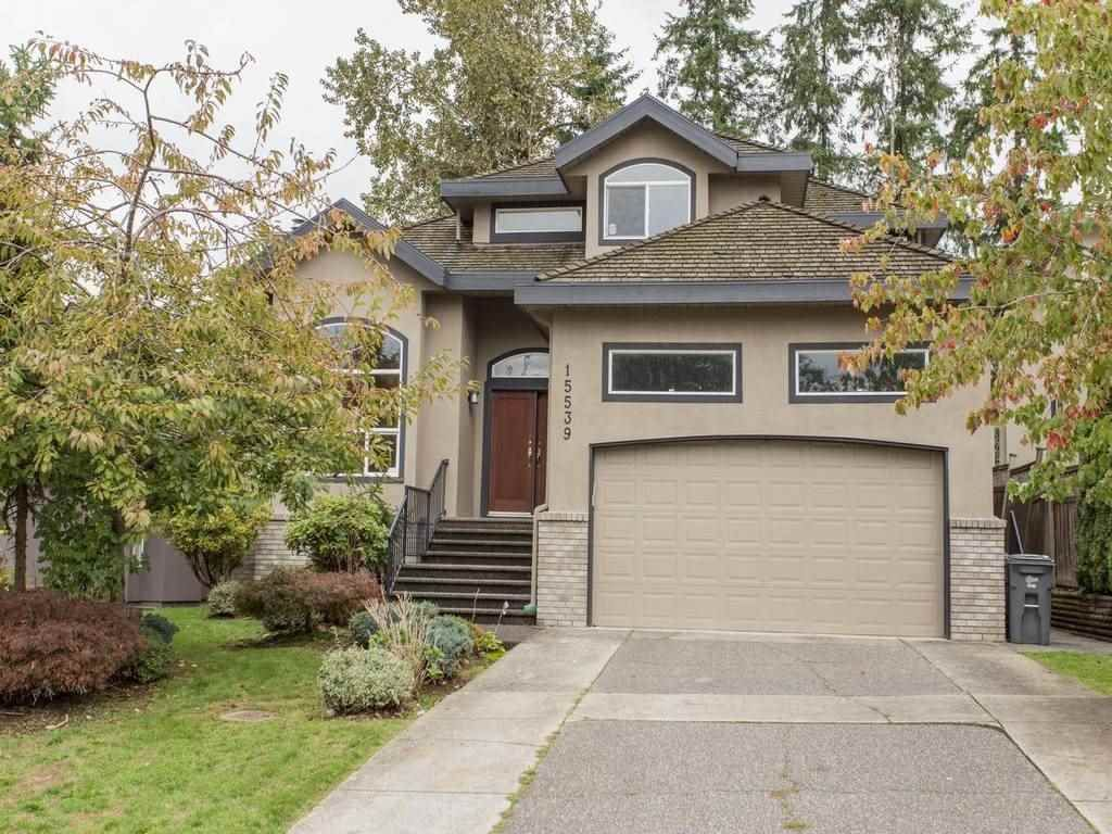 Main Photo: 15539 78A Avenue in Surrey: Fleetwood Tynehead House for sale : MLS®# R2009441