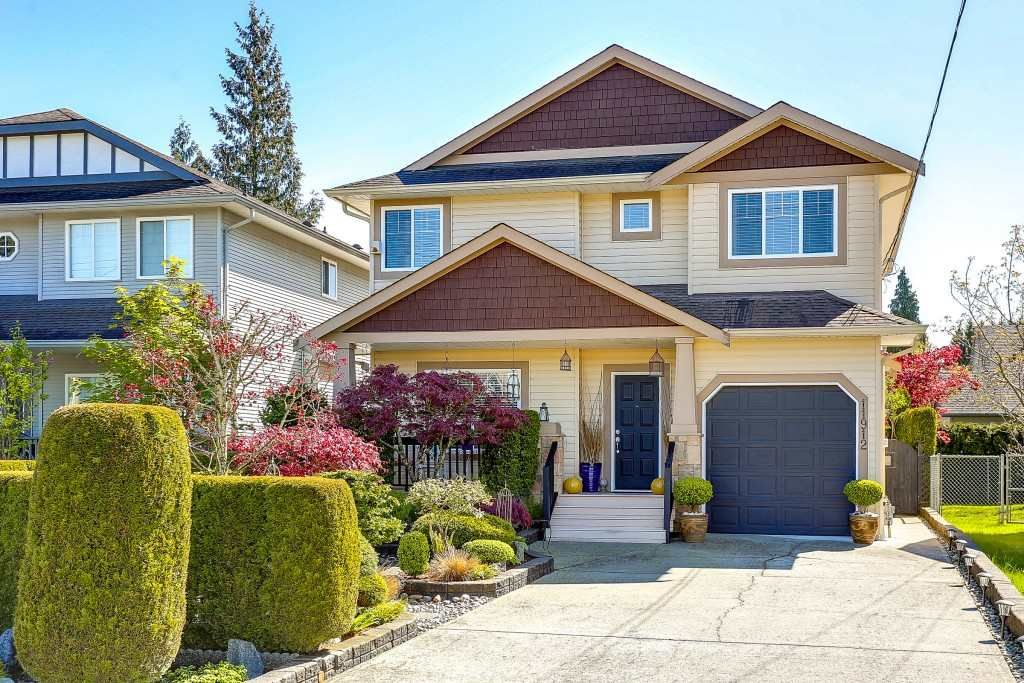 Main Photo: 11912 BLAKELY Road in Pitt Meadows: Central Meadows House for sale : MLS®# R2162903