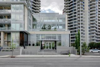 Photo 2: 608 1025 5 Avenue SW in Calgary: Downtown West End Apartment for sale : MLS®# A1115719