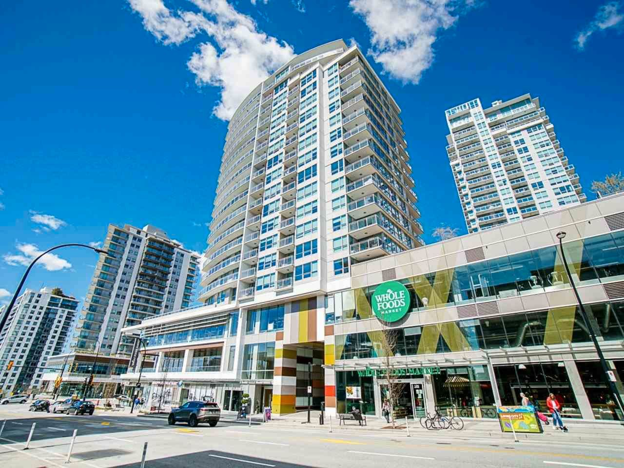 """Main Photo: 1606 112 E 13TH Street in North Vancouver: Central Lonsdale Condo for sale in """"Centreview"""" : MLS®# R2566115"""