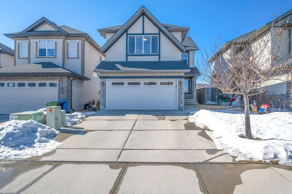 Main Photo: 466 Kincora Drive NW in Calgary: Kincora Detached for sale : MLS®# A1084687