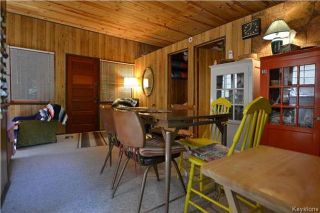 Photo 4: 63 Point Road in Grand Beach: Grand Beach Provincial Park Residential for sale (R27)  : MLS®# 1723830