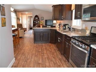 Photo 5: 46 2780 Spencer Rd in VICTORIA: La Goldstream Manufactured Home for sale (Langford)  : MLS®# 697284