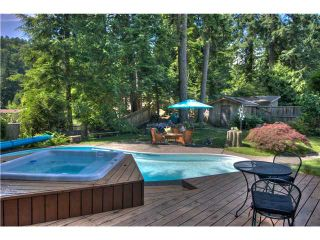 Photo 11: 1485 Riverside Drive in North Vancouver: Seymour House for sale : MLS®# V1018881