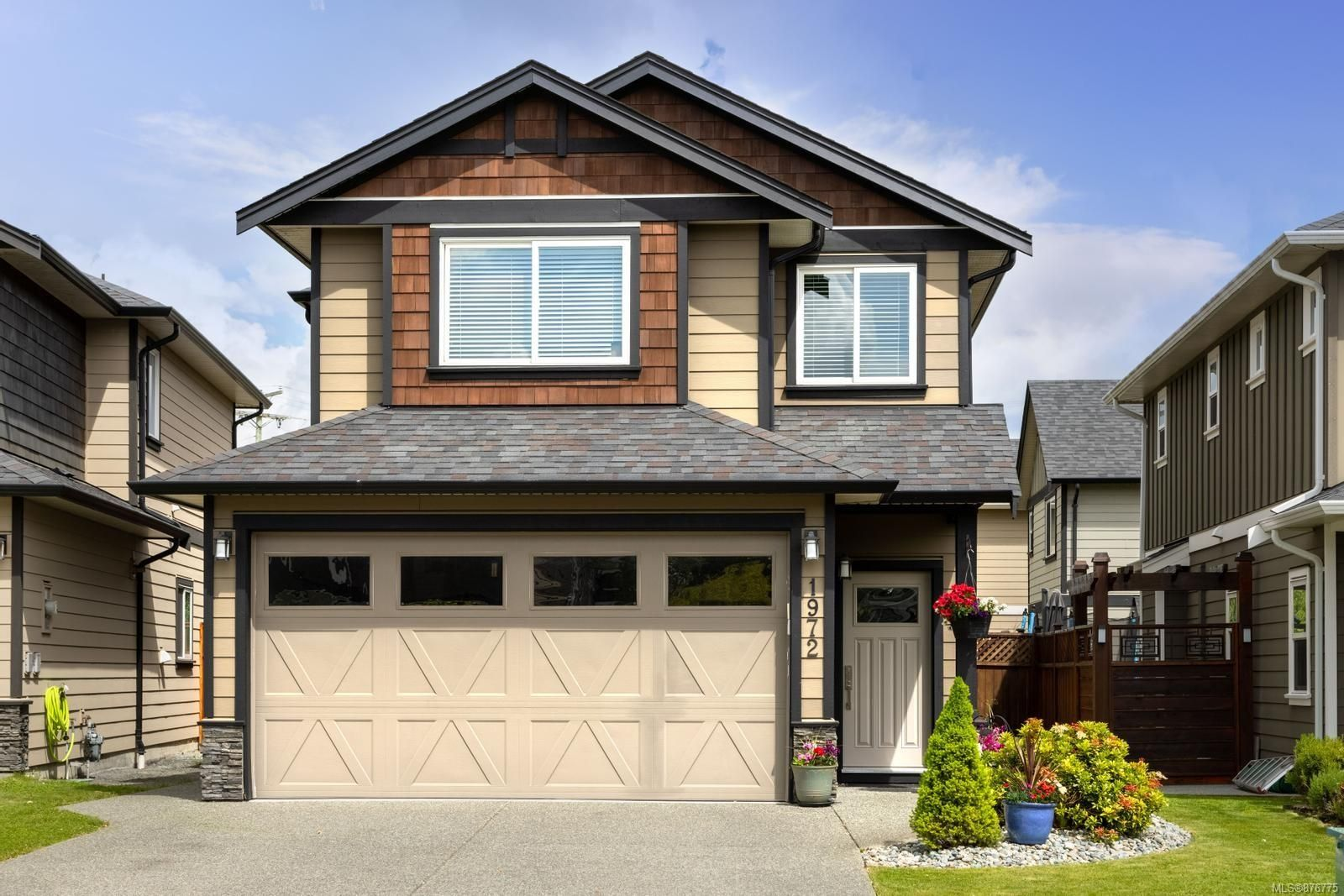 Main Photo: 1972 Brackman Way in : NS Airport House for sale (North Saanich)  : MLS®# 876775