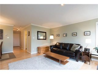 """Photo 5: 105 1260 W 10TH Avenue in Vancouver: Fairview VW Condo for sale in """"LABELLE COURT"""" (Vancouver West)  : MLS®# V1057148"""