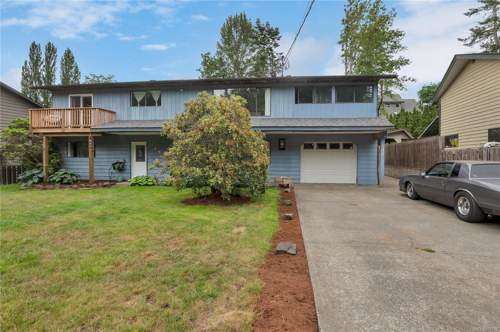 Main Photo: 123 Storrie Rd in : CR Campbell River South House for sale (Campbell River)  : MLS®# 878518