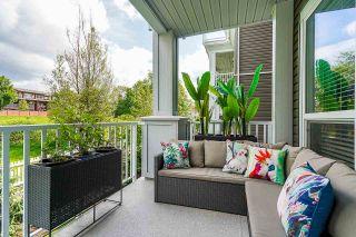 """Photo 30: 207 6490 194 Street in Surrey: Clayton Condo for sale in """"Waterstone- Esplanade Grande"""" (Cloverdale)  : MLS®# R2581098"""