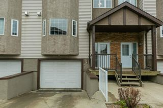 Photo 1: 2 17839 99 Street NW in Edmonton: Zone 27 Townhouse for sale : MLS®# E4256116