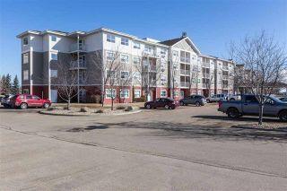 Photo 1: 228 8802 SOUTHFORT Drive: Fort Saskatchewan Condo for sale : MLS®# E4257524
