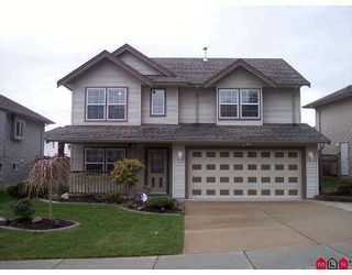 """Photo 1: 8263 MELBURN Drive in Mission: Mission BC House for sale in """"COLLEGE HEIGHTS"""" : MLS®# F2705365"""