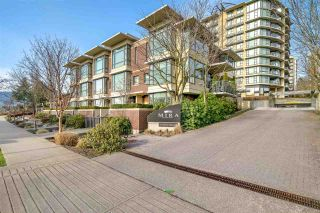 "Photo 1: 180 W 6TH Street in North Vancouver: Lower Lonsdale Townhouse for sale in ""Mira On The Park"" : MLS®# R2544146"