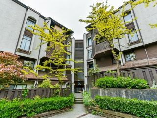 "Photo 1: 314 365 GINGER Drive in New Westminster: Fraserview NW Condo for sale in ""Fraser Mews"" : MLS®# R2458139"