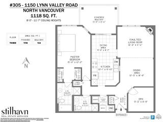 """Photo 36: 305 1150 LYNN VALLEY Road in North Vancouver: Lynn Valley Condo for sale in """"The Laurels"""" : MLS®# R2496029"""