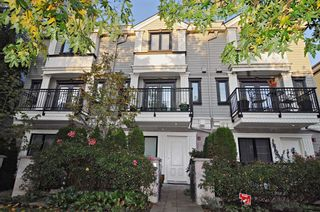 """Photo 1: 102 1135 BARCLAY Street in Vancouver: West End VW Townhouse for sale in """"BARCLAY ESTATES"""" (Vancouver West)  : MLS®# V917535"""
