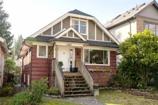 Main Photo: 6367 YEW Street in Vancouver: Kerrisdale House for sale (Vancouver West)  : MLS®# R2554348