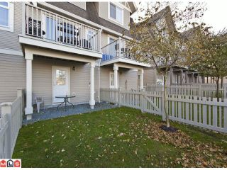 """Photo 9: 100 15175 62A Avenue in Surrey: Sullivan Station Townhouse for sale in """"Brooklands"""" : MLS®# F1127771"""
