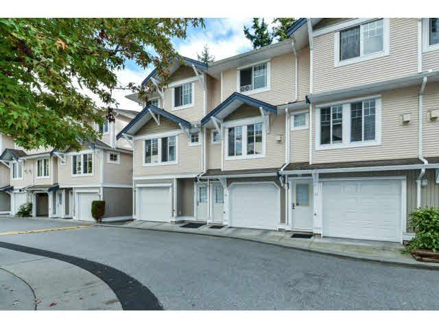 """Main Photo: 60 6533 121ST Street in Surrey: West Newton Townhouse for sale in """"STONEBRAIR"""" : MLS®# F1422677"""