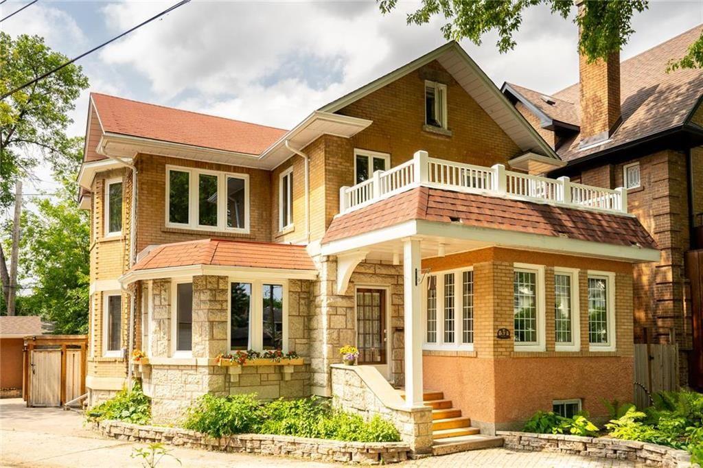 Main Photo: 32 Home Street in Winnipeg: Wolseley Residential for sale (5B)  : MLS®# 202014014