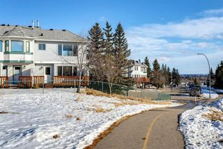 Photo 36: 91 Patina Rise SW in Calgary: Patterson Row/Townhouse for sale : MLS®# A1071867
