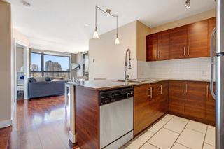 """Photo 4: 1405 813 AGNES Street in New Westminster: Downtown NW Condo for sale in """"NEWS"""" : MLS®# R2615108"""
