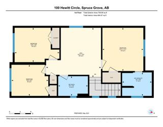Photo 35: 100 HEWITT Circle: Spruce Grove House for sale : MLS®# E4247362